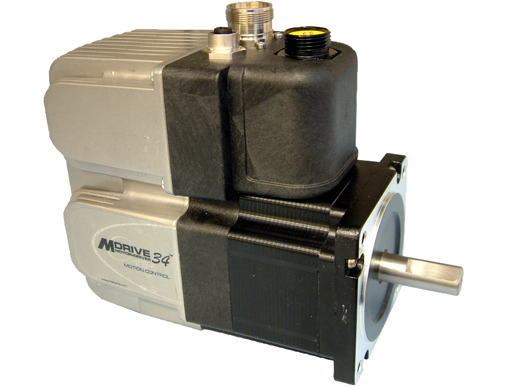 Mdrive 34 Ac Plus Microstepping