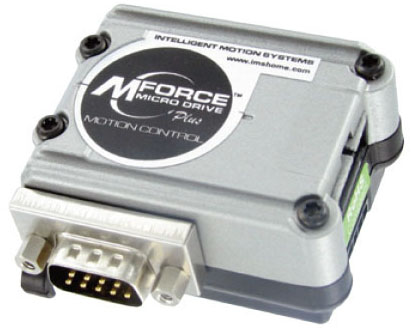MForce Micro Plus Motion-Control (CANopen)